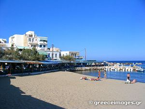 Apollon resort in Naxos